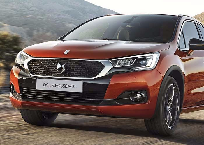 DS4 Crossback Gallery