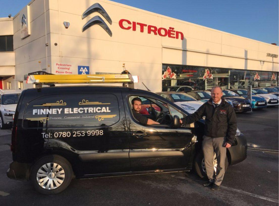 Finney Electrical begin a new journey