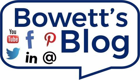 Bowett's Blog Sat 9th September 2017