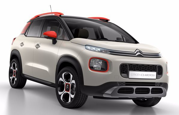 MEET THE NEW GENERATION SUV – THE CITROEN C3 AIRCROSS