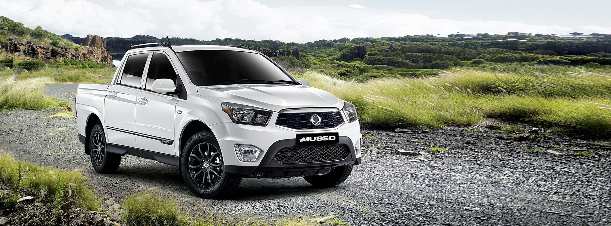 Business to Business with SB Wakefield SsangYong