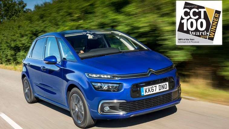 CITROËN TAKES THREE WINS IN FIRST-EVER COMPANY CAR TODAY CCT100 AWARDS