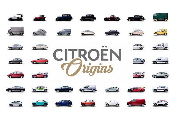 CITROEN CELEBRATES 100 YEARS OF BOLDNESS AND INNOVATION