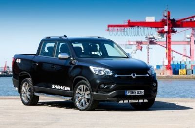 "SSANGYONG MUSSO SWOOPS ANOTHER AWARD AS IT'S VOTED DIESELCAR & ECOCAR MAGAZINES ""BEST PICK-UP"" 2019"