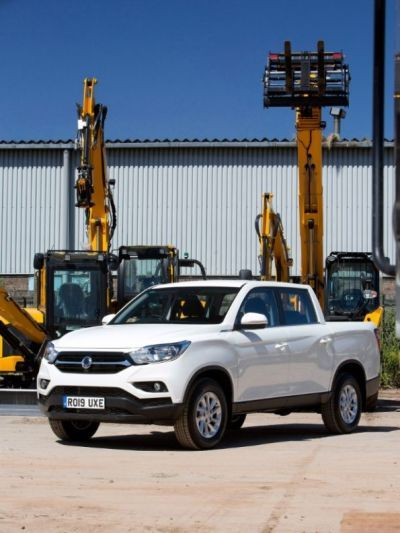 SSANGYONG MUSSO SWOOPS ANOTHER AWARD AS IT'S VOTED DIESELCAR & ECOCAR MAGAZINES