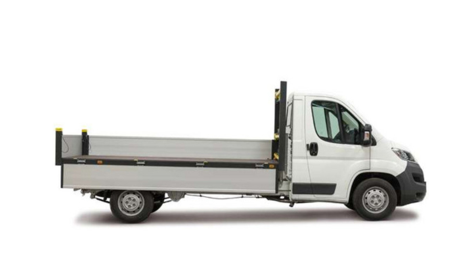 Citroen Vans Relay Dropside - Overview