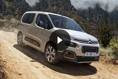 Citroen Berlingo Multispace - Overview