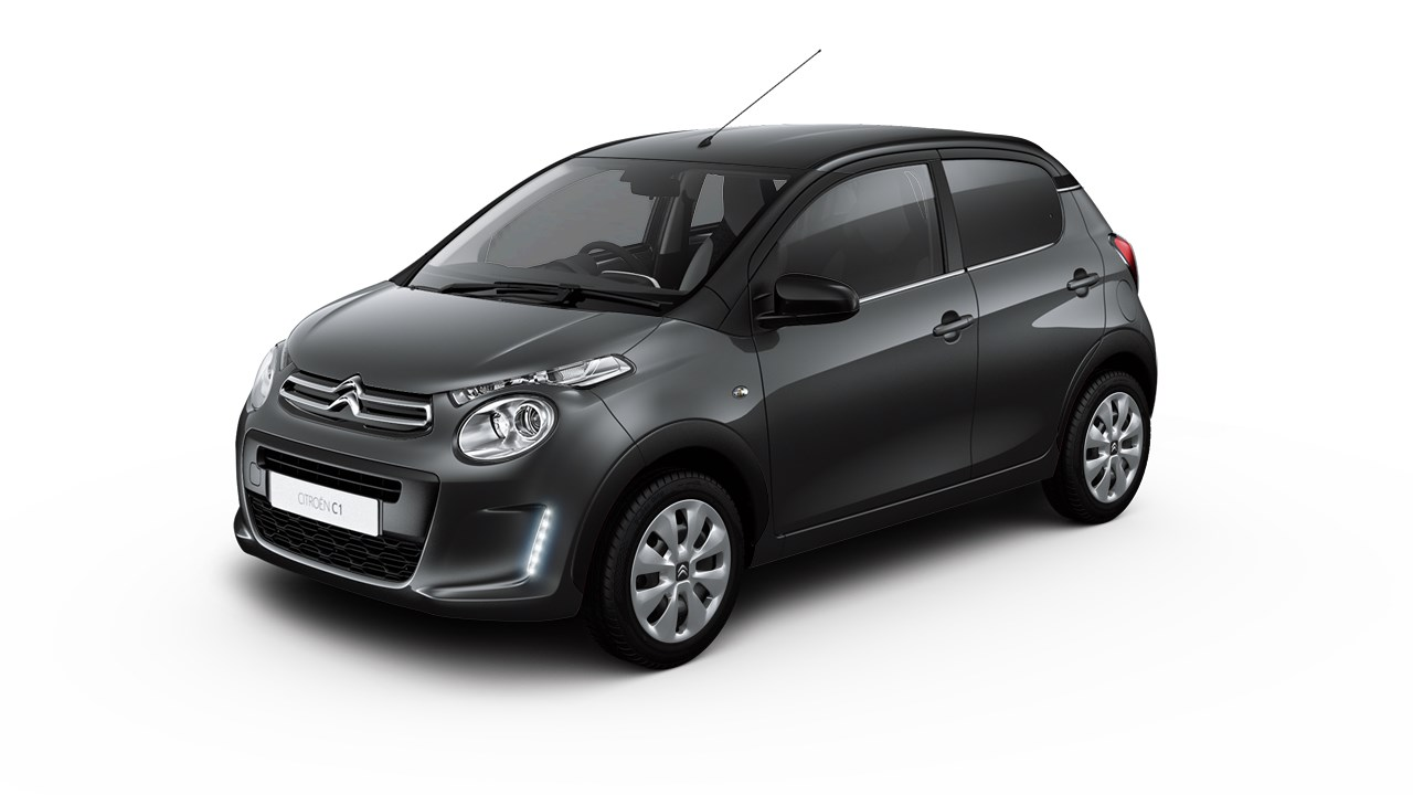Citroen C1 - Available In Carlinite Grey Metallic
