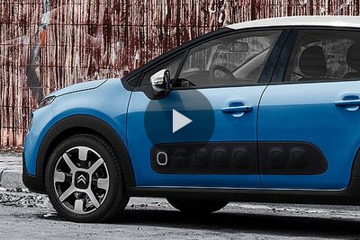 Citroen C3 - Overview