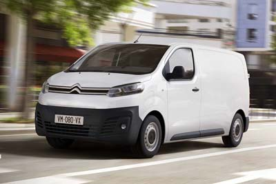 Citroen Vans E Dispatch - Overview