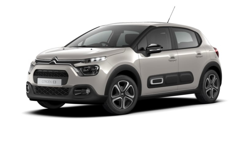 Citroen New C3 - Available In Soft Sand Metallic