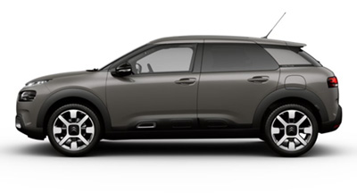 Citroen C4 Cactus - Available In Tapenade Grey