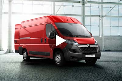 Citroen Vans Relay - Overview