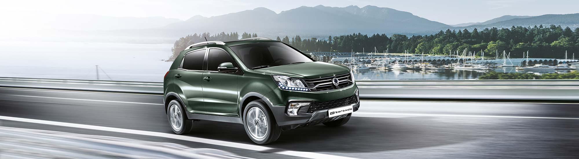 SsangYong Korando Contract Hire