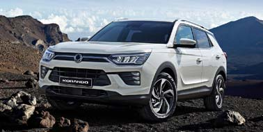 New SsangYong All New Korando from Q3 2019