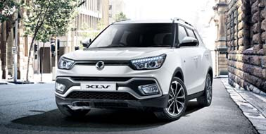 New SsangYong Tivoli XLV from £19,745